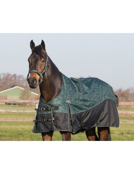 Manta Impermeable Turnout Collection Leaves 600D 450gr
