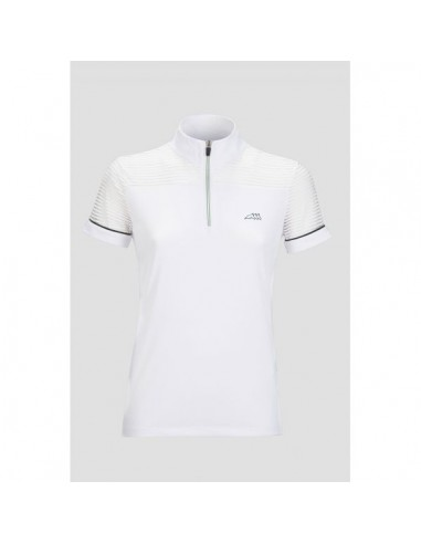 Equiline Woman Competition Polo Shirt M/C