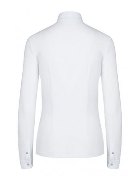 Camisa de Concurso Cavalleria Toscana M/L con Transparencias
