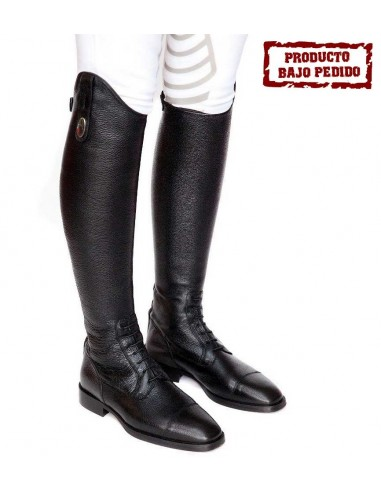 Deniro Quick Soft Laced Horse Riding Boots