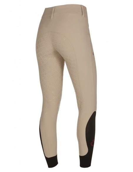 Pantalón de Equitación Cavalleria Toscana American Full Grip