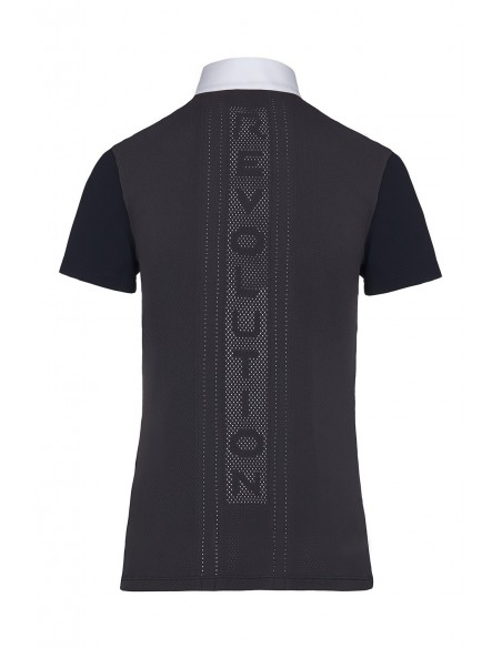 Polo de Concurso Cavalleria Toscana S/S Jersey Knit