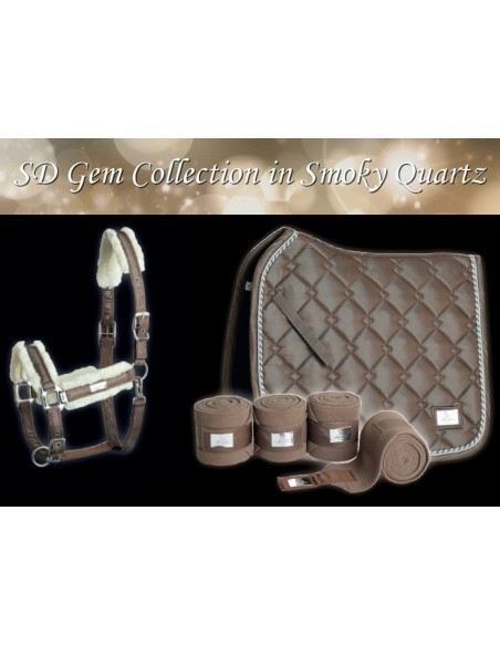 Cabezada de Cuadra SD Design Gem Collection
