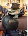 """Zaldi Royal Deluxe Horse Saddle 18"""""""