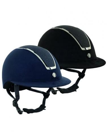 BR Omega Microfiber Glitter Helmet