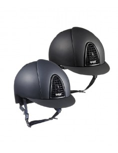 KEP CROMO MAT RIDING HELMET
