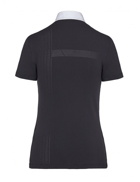 Cavalleria Toscana R-Tech Knit Competition S/S Polo