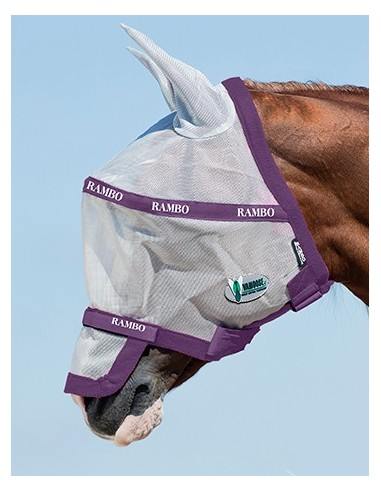 Rambo Fly Mask Plus