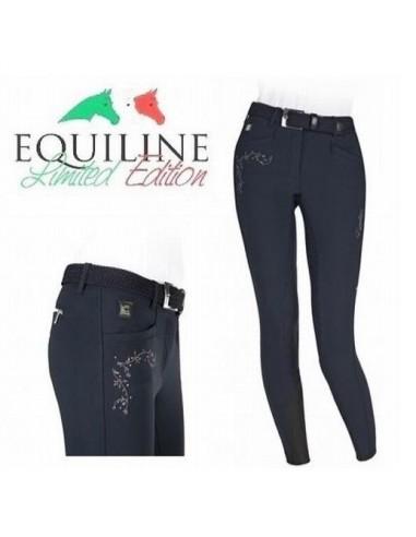 Pantalón de Equitación Equiline Ramage Joyce Mujer