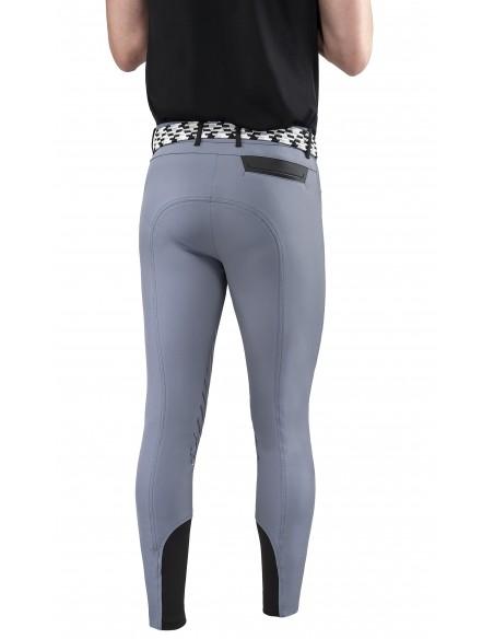 Pantalón de Equitación Equiline Crash KGrip Hombre