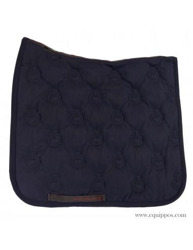 Cavalleria Toscana Jersey Stripe Dressage Saddle Pad