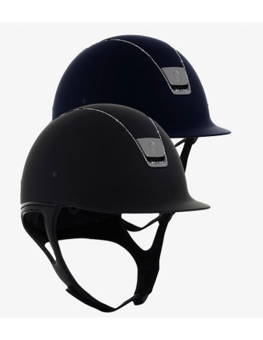 Samshield Shadowmatt 255 Swarovski Riding Helmet