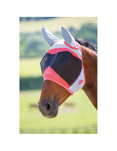 Fly Mask Air Motion with Ear Flaps