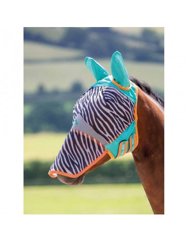 FULL FLY MASK ZEB-TEK