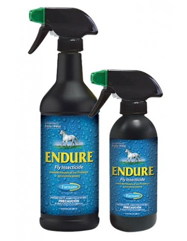 SPRAY ANTI-MOSCAS RESISTENTE AL AGUA ENDURE 946 ML