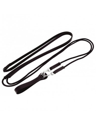Norton Pro Leather Draw Reins