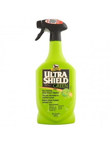 Spray Antimoscas Natural Absorbine Ultra Shield Green