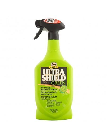 Spray Antimoscas Natural Absorbine Ultra Shield Green