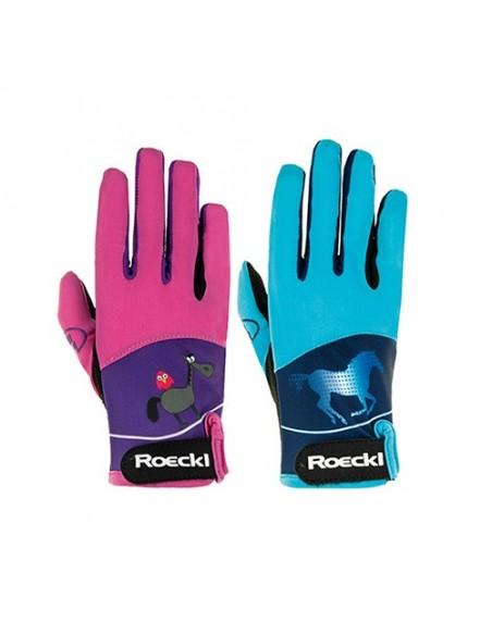 Roeckl Kansas Junior Riding Gloves
