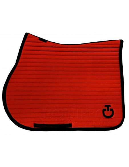 Mantilla de Salto Cavalleria Toscana Quilted Row Jersey