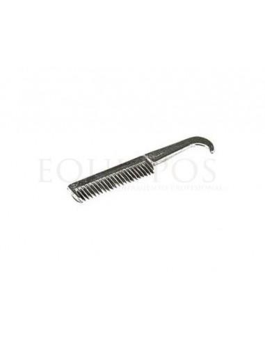 Aluminium Hoof Pick Comb