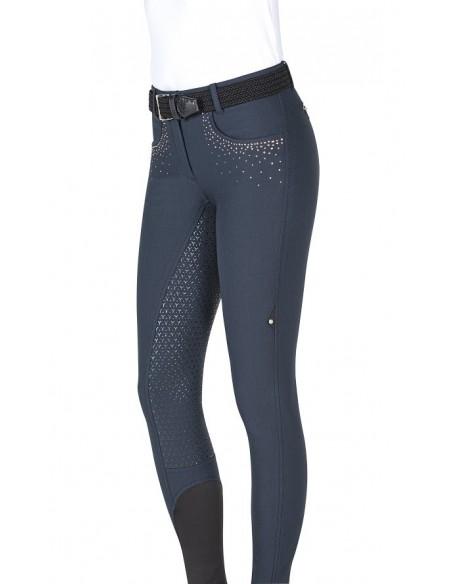 Pantalones Equiline Crystal FGrip Mujer