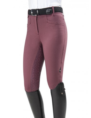 Pantalón Equiline Eco Leather FGrip Mujer