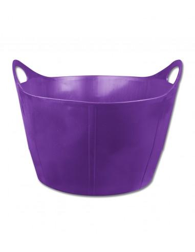 Cubo de PVC flexible 15L