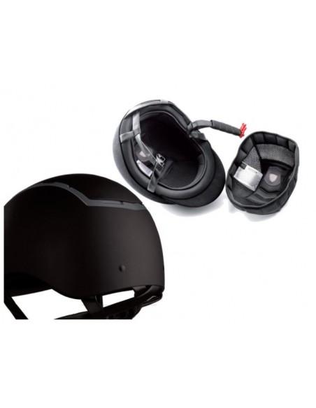 Tattini Shiny Riding Helmet