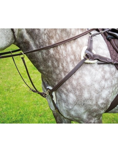 Pure Sheepwool Leather Breastplate