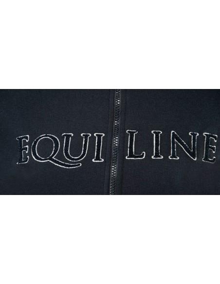 Chaqueta de Montar Equiline Junior Unisex