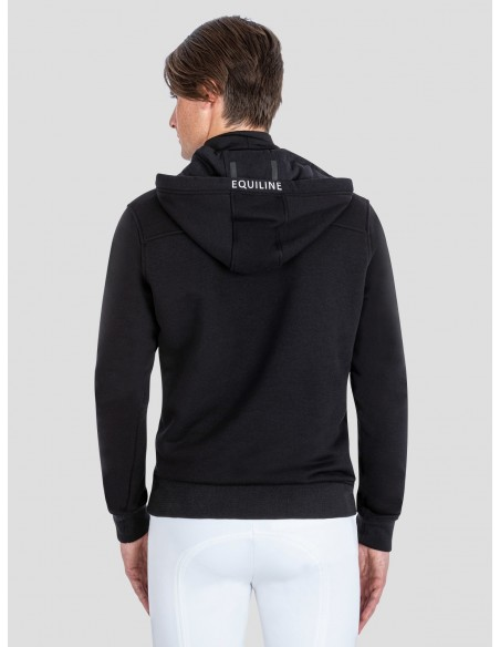 Equiline Men's Hood Sweatshirt