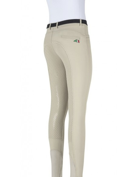 Equiline Girl's FGrip Breeches