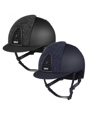KEP Cromo Textile Damasco Riding Helmet