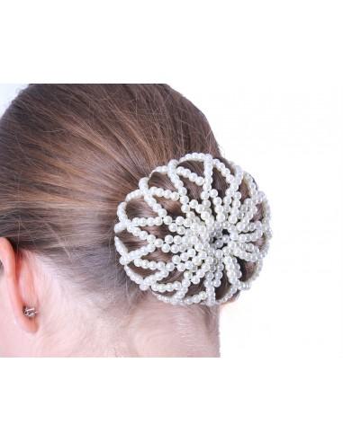 Redecilla para pelo de perlas Pearl