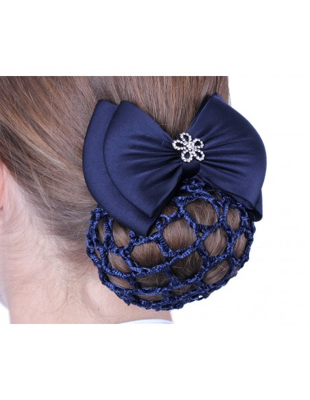 Hair bow with tie Classy
