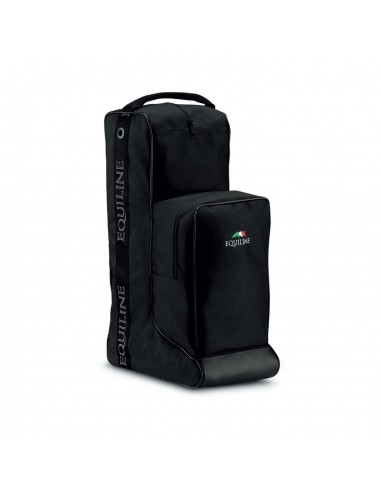 Equiline Cesark Boots and Helmet Bag