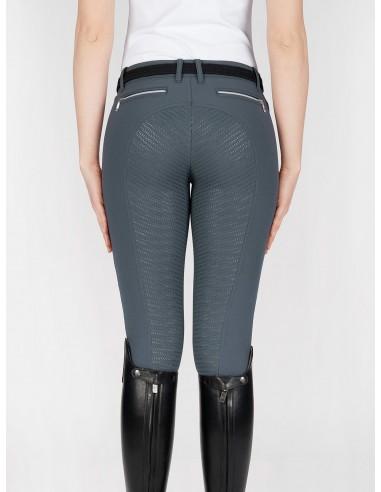 Pantalón de Equitación Equiline Cedar...