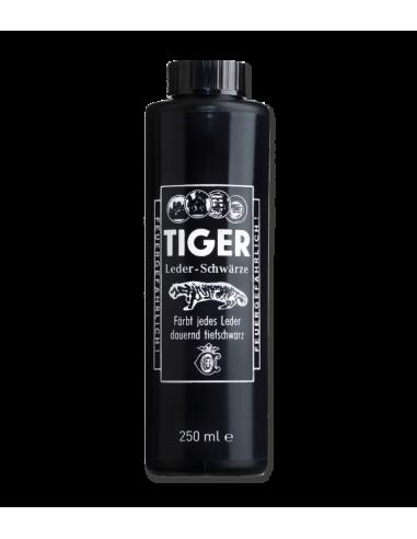 Tinte Negro para Cuero Tiger 250mL
