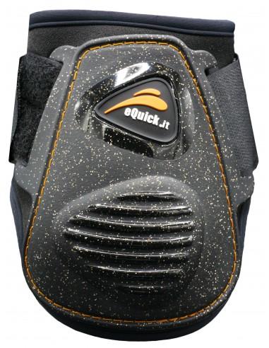 eQuick eLight Glitter Rear Boots