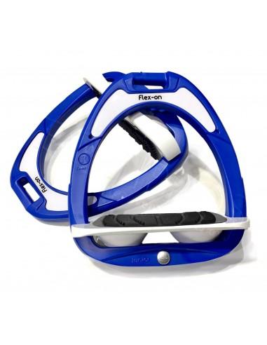 Estribos Flex-On Composite Grip Blue...