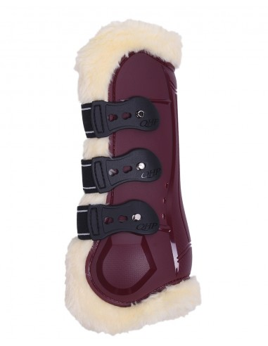 Front boots with sheepskin Ontario