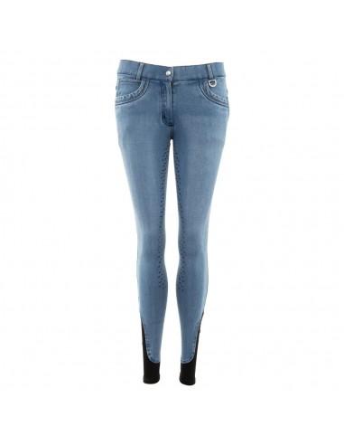 Jeans de Equitación BR Mirte FGrip Mujer