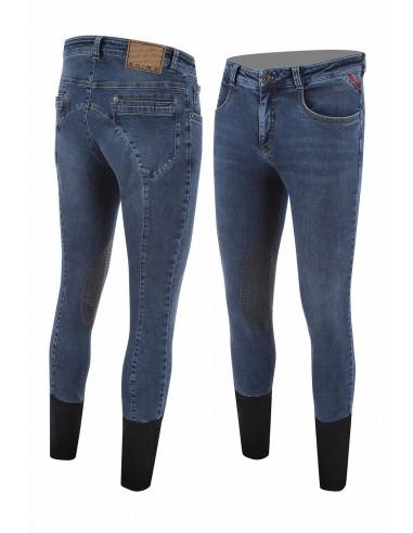 Jeans de Equitación Animo Mitac KGrip...