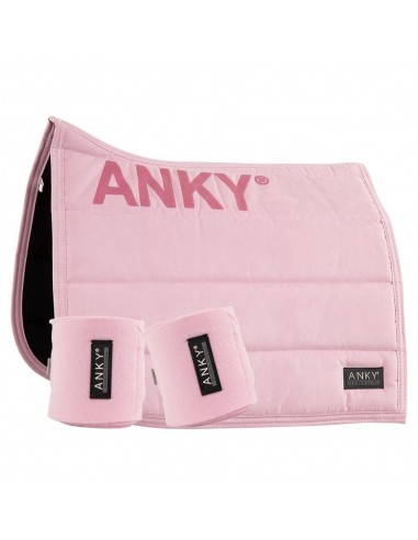 Dressage Anky Colourful Bloom Candy Pink