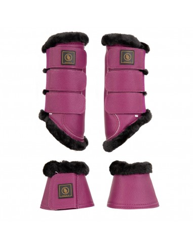 Set of 4 Work Boots and Bells BR...