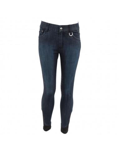 Br Micha Junior KGrip Jeans Riding...