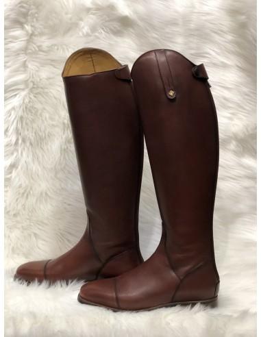 Brown Deniro Cesare Equestrian Boots