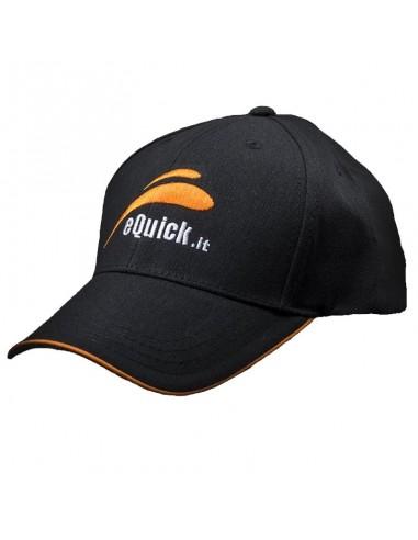 eQuick Baseball Cap