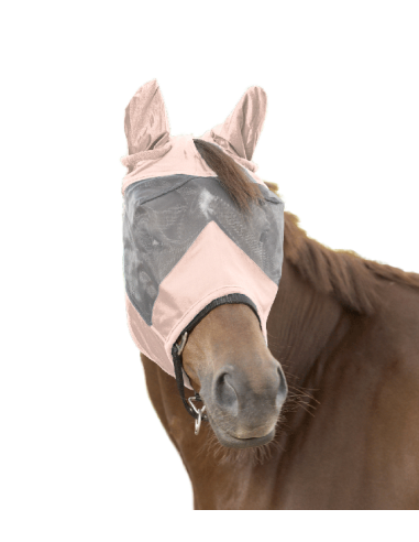Premium Anti-Fly Mask with UV Protection